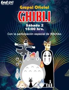 Ghibli tnt26