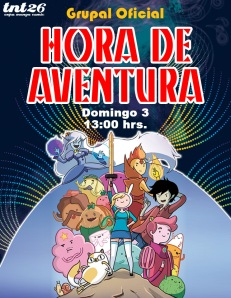 Hora de aventura tnt26