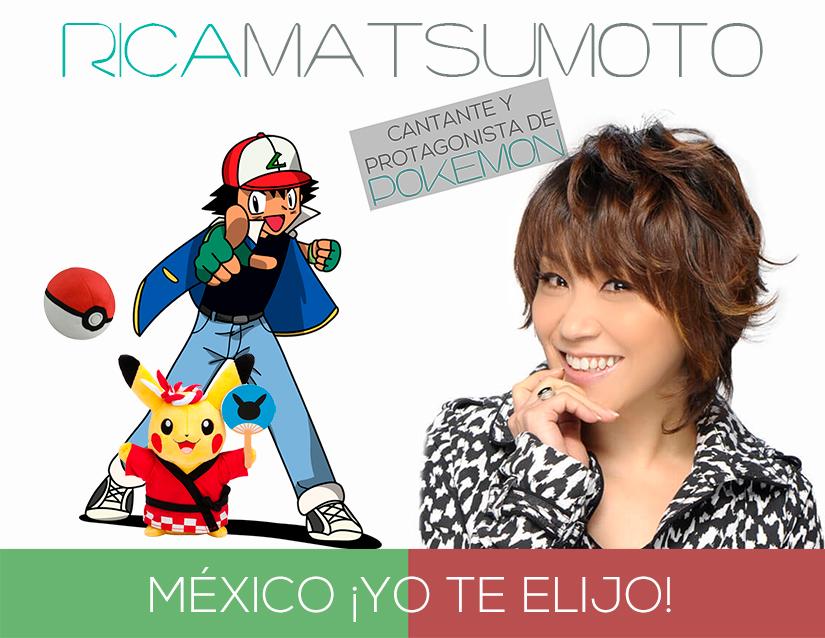 Actividades públicas Rica Matsumoto en México